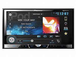 Pioneer Avh-x5500bhs Reviews