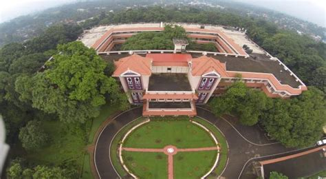 cochin university science technology home page