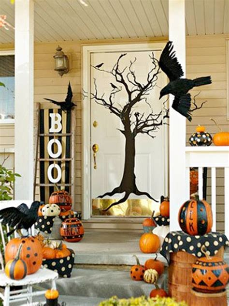 Beautiful Outdoor Decor For Fall #2002  Latest Decoration