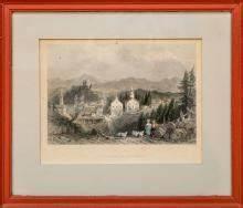 William Henry Bartlett Paintings for Sale | William Henry ...