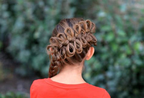 beautiful  easy braided hairstyles   types