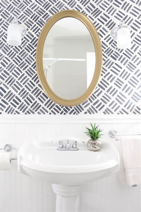 small bathroom makeover  full