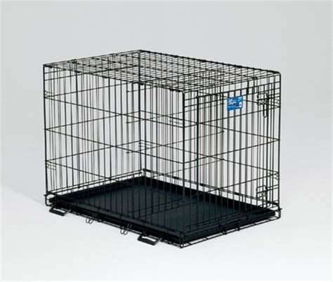 stages crate midwest stages ls 1624 single door folding crate