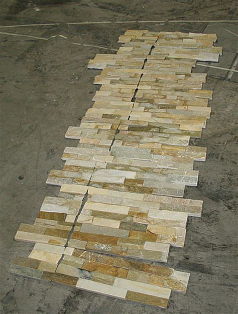 stacked stone fireplace corners  mitre