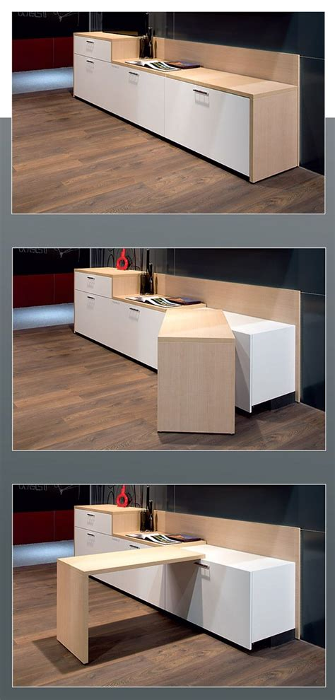 table cuisine tiroir table pivotante a integrer entre tiroirs et placards