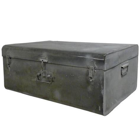 coffre coffret boite de rangement style usine loft industriel en fer metal ebay entree