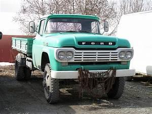 1960 Ford Super Duty F1000 Ford F800 T Ford Trucks
