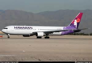 Boeing 767 Hawaiian Airlines