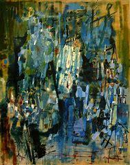 Abstract Art Galleries New York