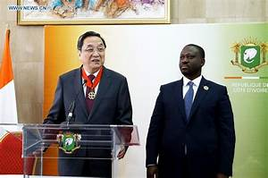 China's top political advisor visits Cote d'Ivoire to ...