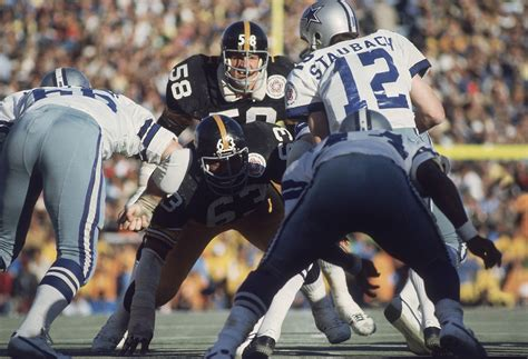 Revisiting Jack Lamberts Super Bowl X Throwdown Dc Vault
