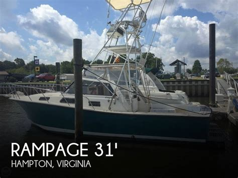 Boats For Sale In Hopewell Va by Rage 31 Boat For Sale In Hopewell Va For 44 500