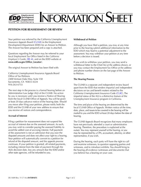California unemployment insurance appeals board. Edd Appeals Has - Fill Online, Printable, Fillable, Blank ...