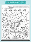 Vegetables Worksheet Free Esl Printable Worksheets Made By Teachers First Grade Addition Substitution Worksheet 05 One Page Worksheets Math Practice Worksheet Free Printable Educational Worksheet SciSeek Image 5th Grade Math Worksheets Pdf