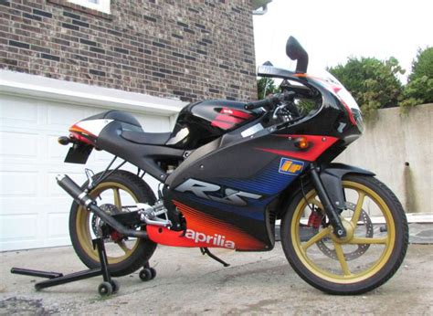 Buy Aprilia Rs50 Rs50 Scooter 6 Speed Motorcycle 49cc On
