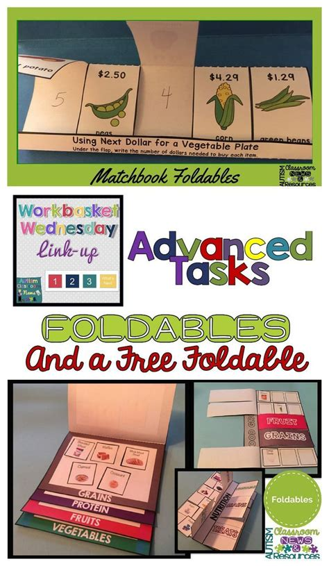 Using Foldables in Structured Work Systems: Advanced Tasks ...
