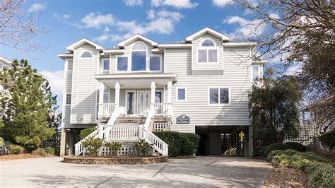 obx rentals corolla light treasure chest vacation rental twiddy company