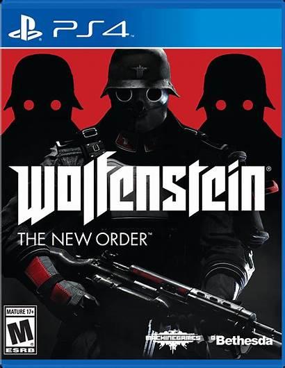 Wolfenstein Order Gamestop Playstation Games