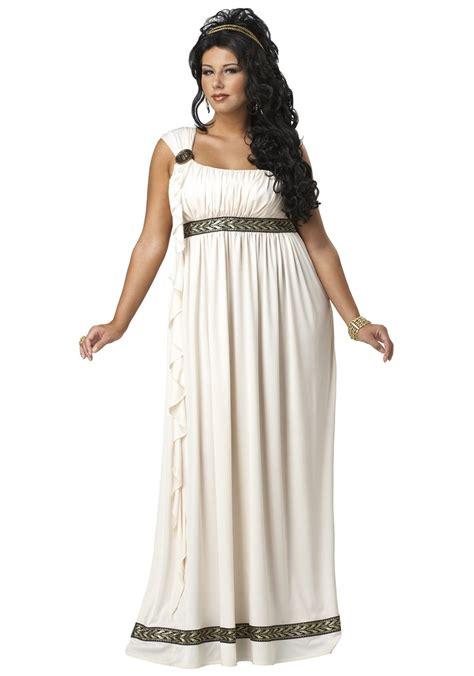 Plus Size Greek Goddess Costume