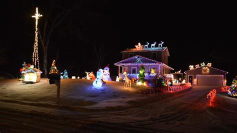 northland holiday lighting winners announced duluth news