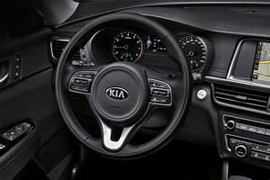 Kia Optima 2016, renovación a punto - Noticias.coches.com