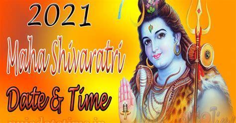 maha shivaratri date time india shivaratri date schedule