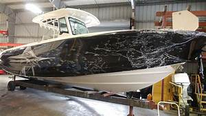 boat vinyl wraps marine wraps florida With boat lettering tampa