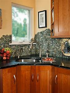 16, Creative, Kitchen, Backsplashes, That, Improve, The, Interior, Design