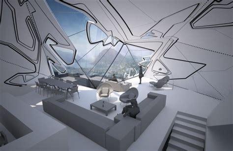 Crystal-like Lo Monaco House Concept