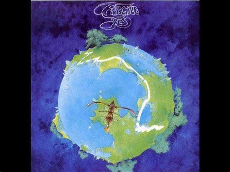 Yes Fragile 1972 Full Album Youtube
