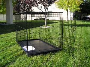 ikennel luxury brand extra large wire dog crate With wide dog crate