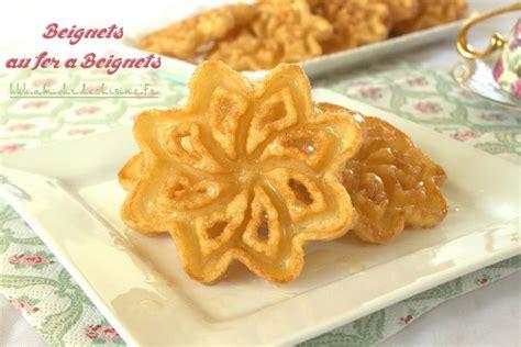 cuisine beignets beignets au fer a beignet gateau algerien recipe
