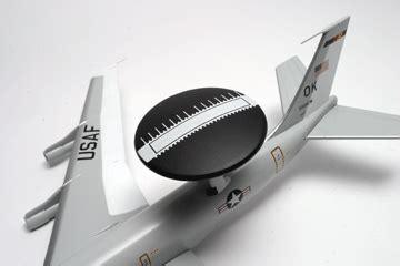 boeing   sentry awacs diecast airplane model  corgi