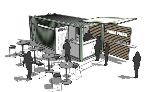 Modified Containers South Africa by 25 Best Ideas About Shipping Container Cafe On