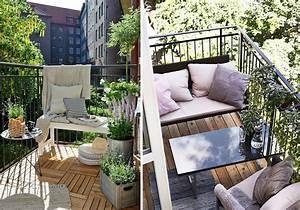 20 jolis petits balcons joli place With idee de deco jardin exterieur 1 un salon de jardin chic 224 prix doux joli place
