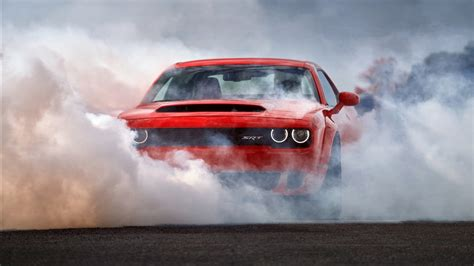 Dodge Challenger Srt Demon 2018 Wallpapers
