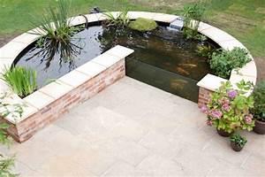 Bac à Poisson Extérieur : bassin de jardin hors sol pour aquarium bassin de jardin ~ Teatrodelosmanantiales.com Idées de Décoration