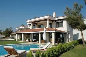 Plan Villa Modern