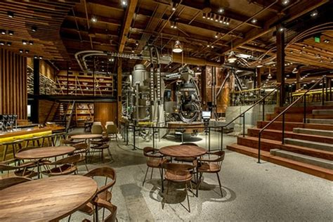 Starbucks Reserve Roastery ? An Awesome & Cool Coffee Emporium (Photos)