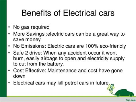 Global Issues Ppt On Gas Cars And Advantages Of Using