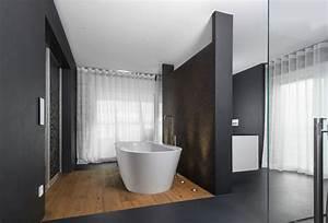 Modernes Badezimmer Galerie : fugenlose b der modern badezimmer stuttgart von maler hoffmann gmbh ~ Markanthonyermac.com Haus und Dekorationen