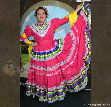 Vestido de Jalisco Profesional Vestidos tipicos