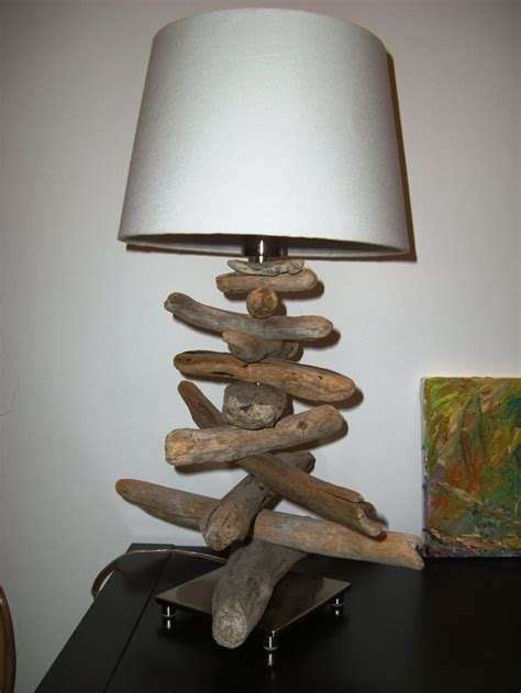 Driftwood Lamp: 11 DIY?s   Guide Patterns