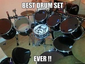 Coolest drum set EVER! | Instruments | Pinterest | Best ...