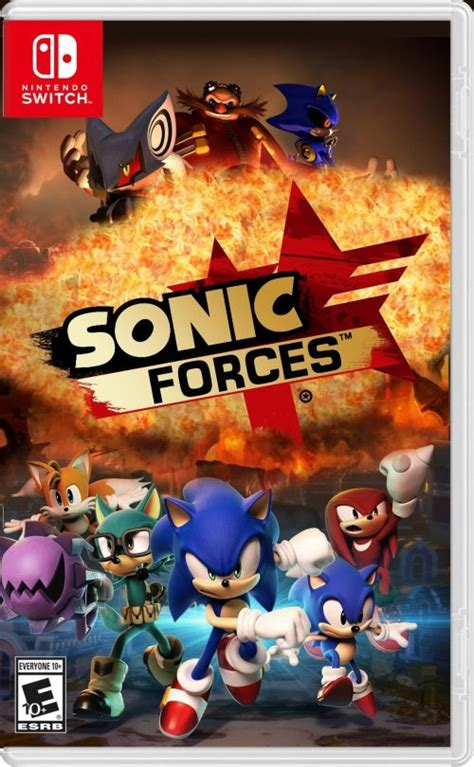 sonic forces wiki        game