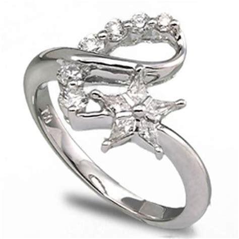 wedding band dilema  star engagement ring