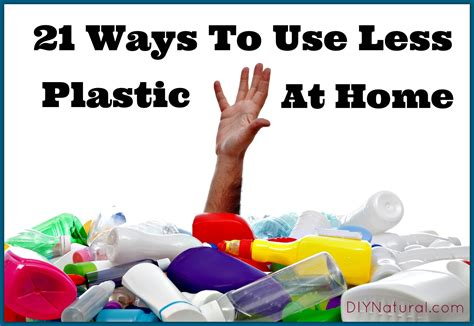 Plastic Free  21 Ways To Reduce Plastic In Your Home