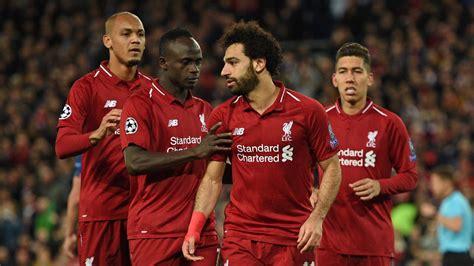 Champions League: Liverpool vs Red Star Belgrade ...