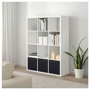 Ikea Regalsystem Kallax : kallax estanter a blanco 112 x 147 cm ikea ~ Orissabook.com Haus und Dekorationen