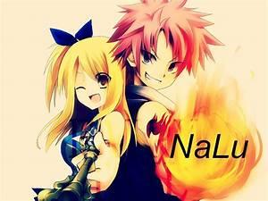 Nalu ~Fairy Tail~ Lucy and Natsu Kiss.[Amv] - YouTube ...